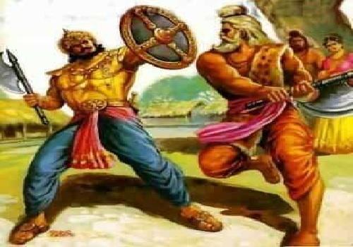 भगवान परशुराम ने भीष्म पितामह को दी थी शस्त्र शिक्षा