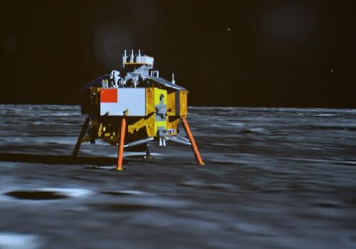 PRC का मंगल पर दस्तक, ग्रह की जमीन पर उतरा चीनी अंतरीक्ष यान