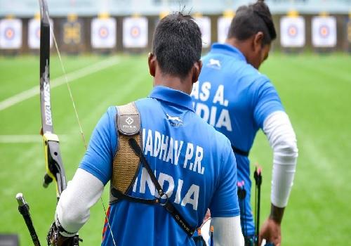 विश्व तीरंदाजी चैंपियनशिप प्रतियोगिता, तीन भारतीय क्वार्टर फाइनल में