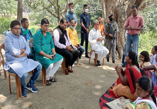 हेमंत राज में आदिवासी दलित सुरक्षित नही, ग्रामीण एसपी को अविलंब हटाए सरकार : बाबूलाल मरांडी